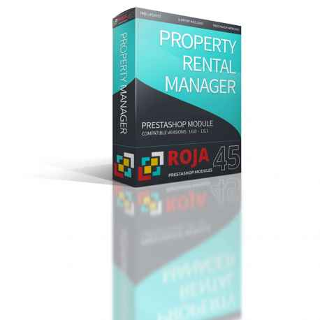 Roja45: Property Rental Manager