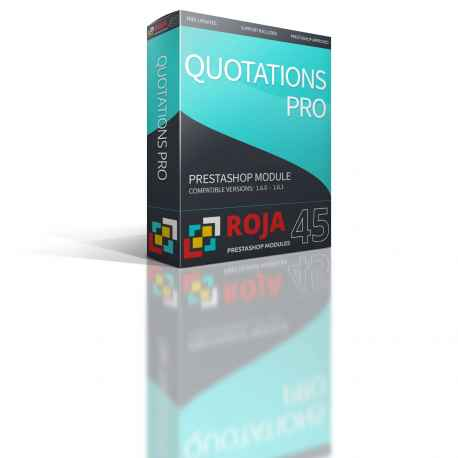 Roja45: Quotations Pro